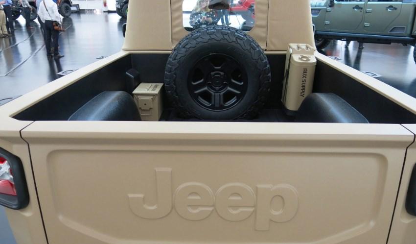 2020 Jeep Comanche (MJ) Engine
