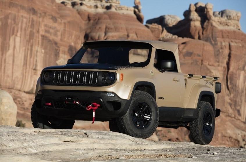 2020 Jeep Comanche (MJ) Exterior