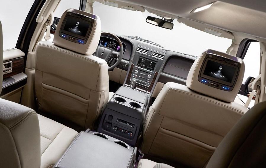 2020 Lincoln Mark LT Interior