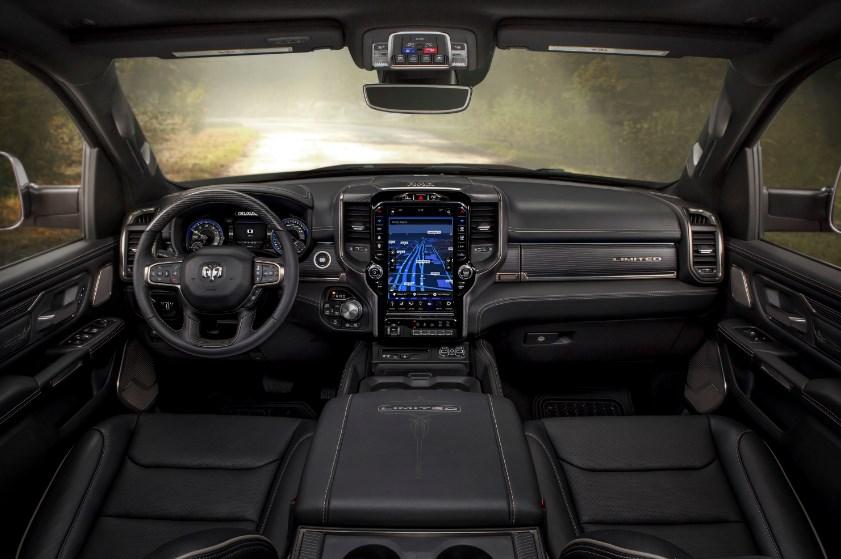 2020 Ram 1500 Interior