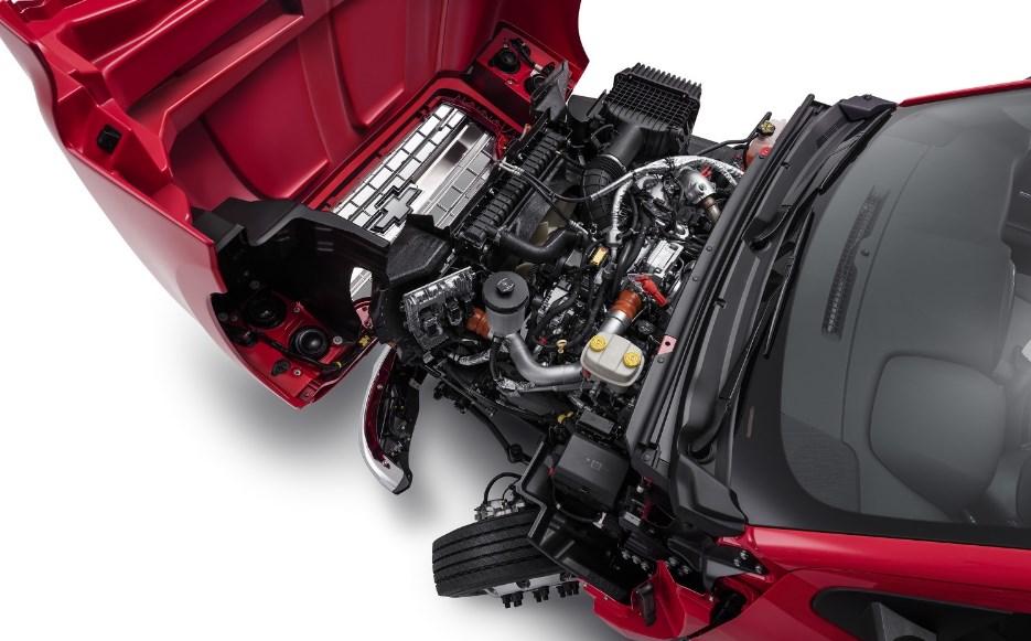 2019 Chevrolet D-Max Engine