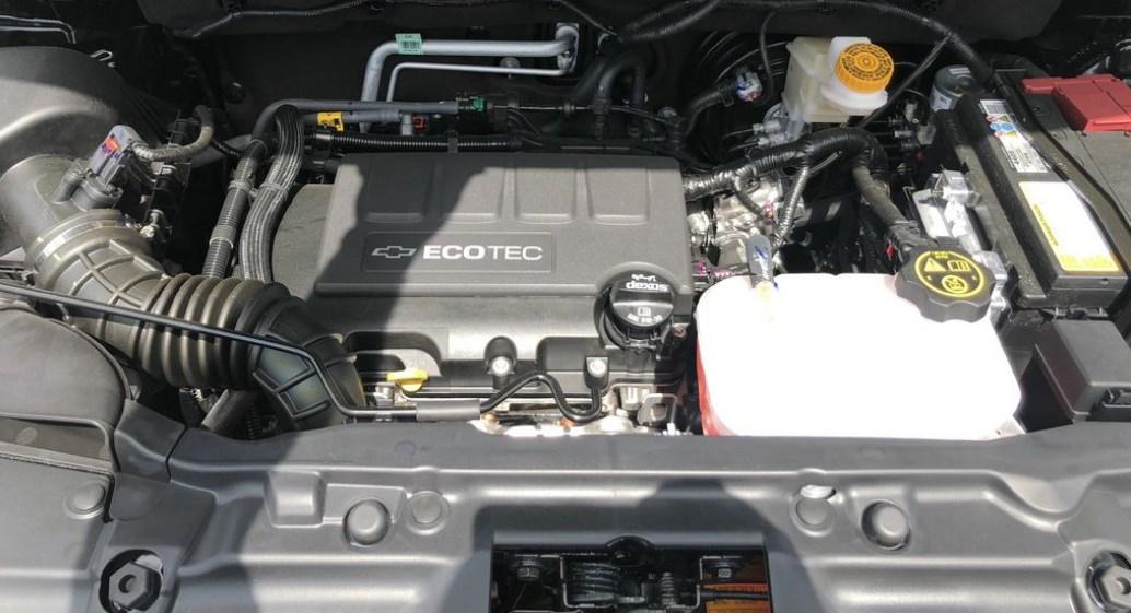 2019 Chevrolet Montana Engine