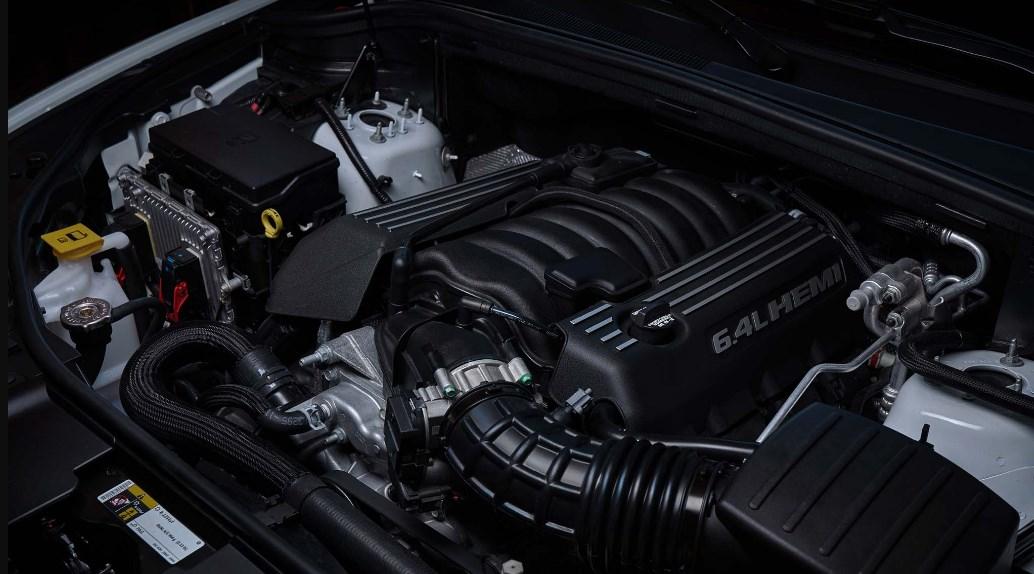 2019 Dodge Ram SRT-10 Engine