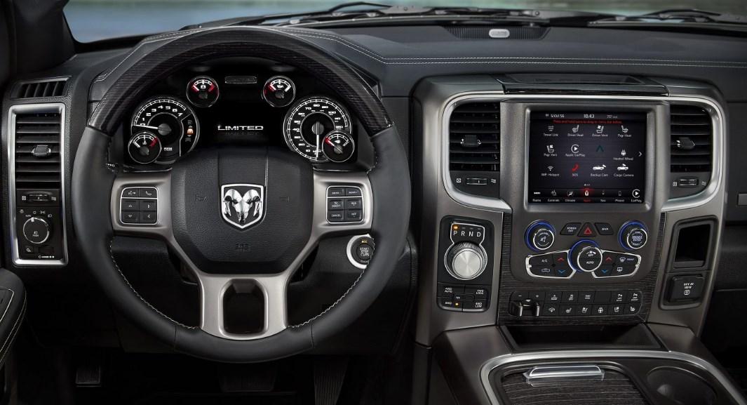 2019 Dodge Ram SRT-10 Interior