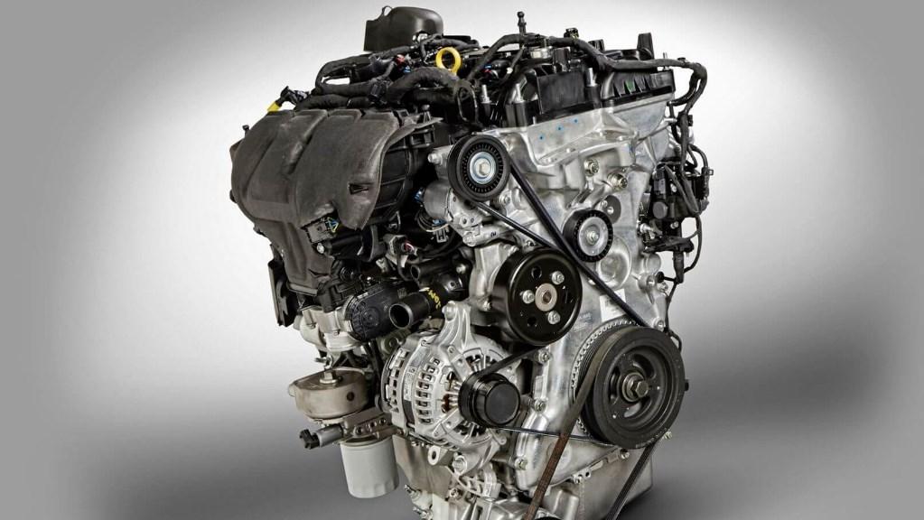 2019 Ford Explorer Sport Trac Engine