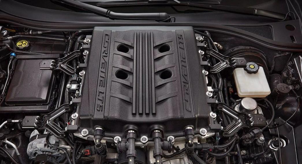 2019 Hummer H3T Engine