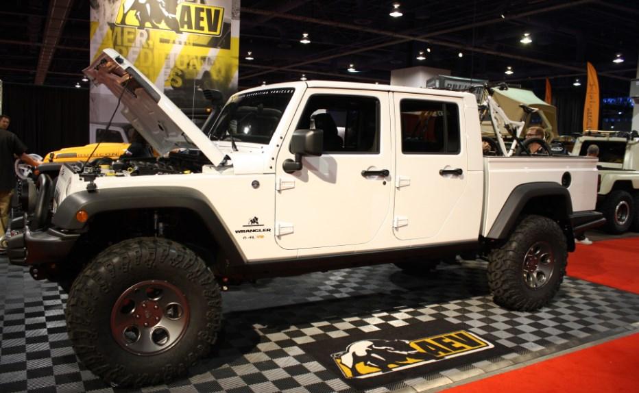 2019 Jeep CJ-8 Engine