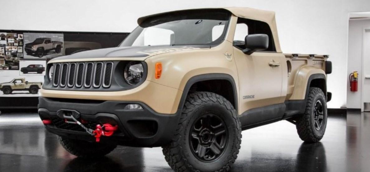 2019 Jeep Comanche (MJ) Exterior