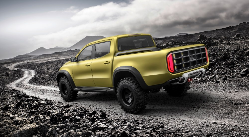 2019 Mercedes-Benz X-Class Engine