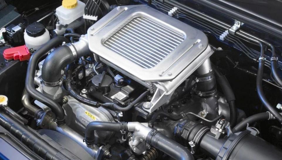 2019 Nissan Navara D22 Engine
