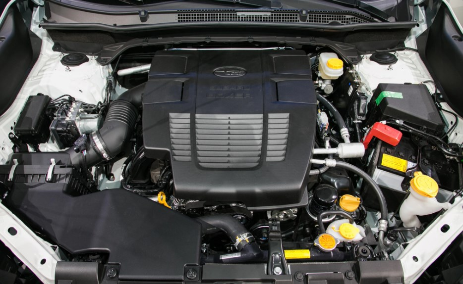 2019 Subaru Baja Engine