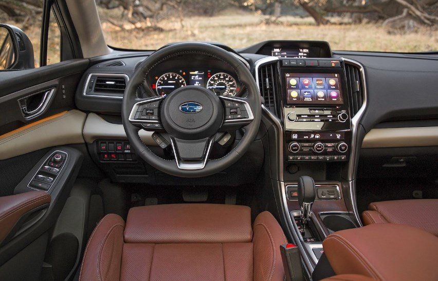 2019 Subaru Baja Interior
