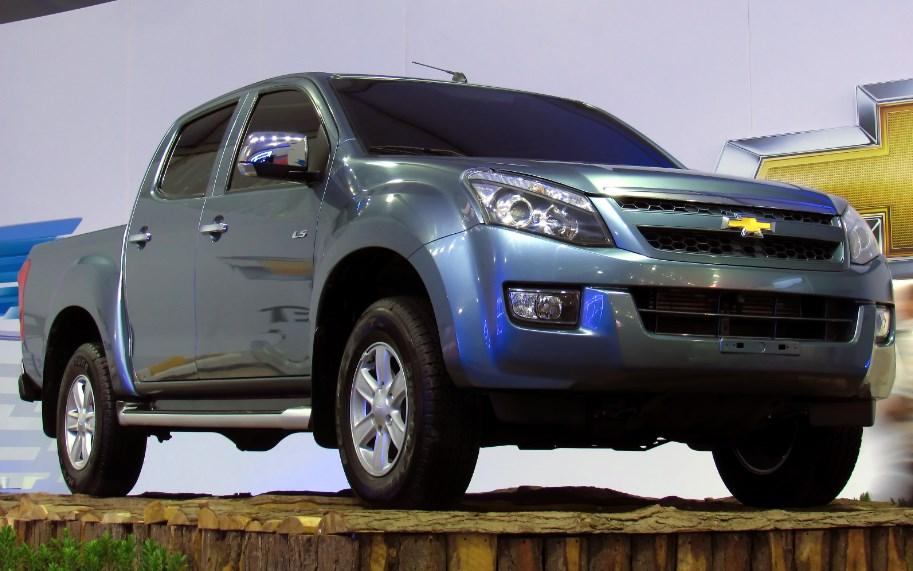2020 Chevrolet D-Max Exterior