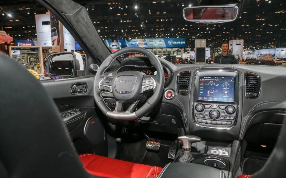 2020 Dodge Ram SRT-10 Interior