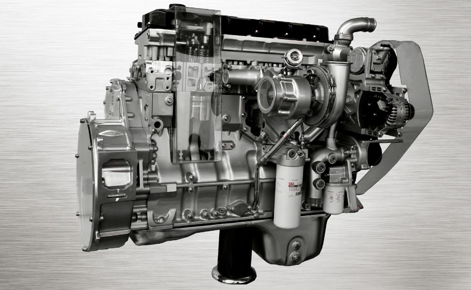 2020 Dongfeng Rich Engine