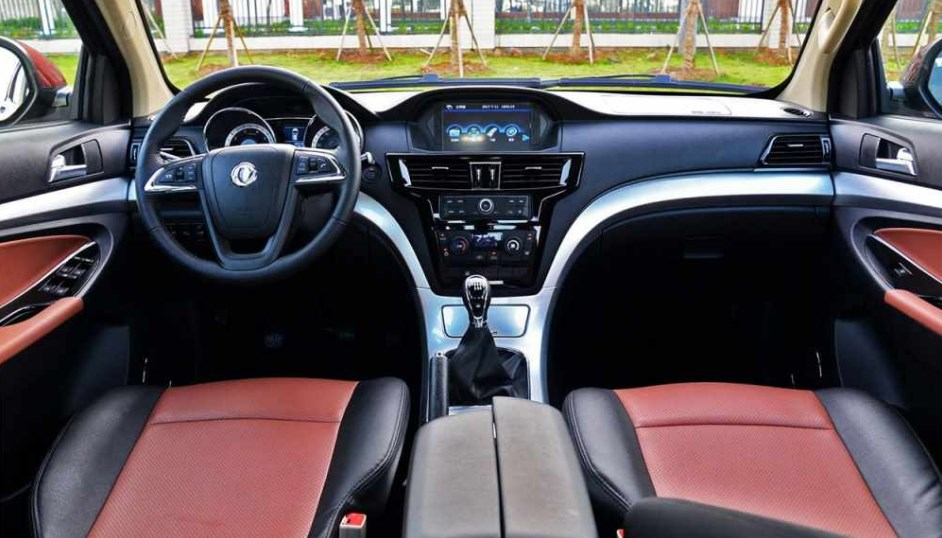 2020 Dongfeng Rich Interior