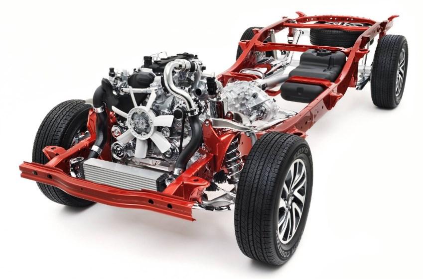 2020 Mercedes-Benz X-Class Engine