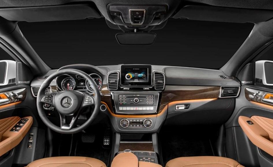 2020 Mercedes-Benz X-Class Interior