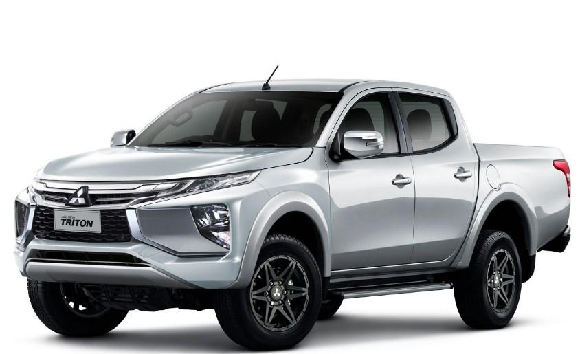 2020 Mitsubishi Triton Exterior