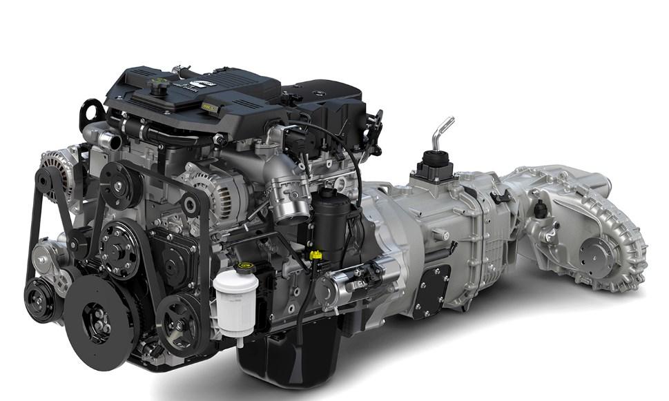 2020 Ram 4500 Engine