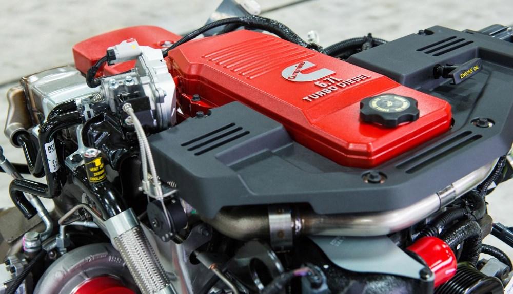2020 Ram 5500 Engine