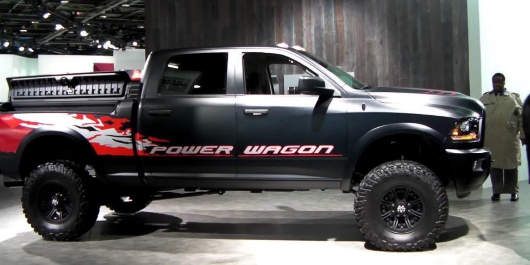 2020 Ram Power Wagon Exterior