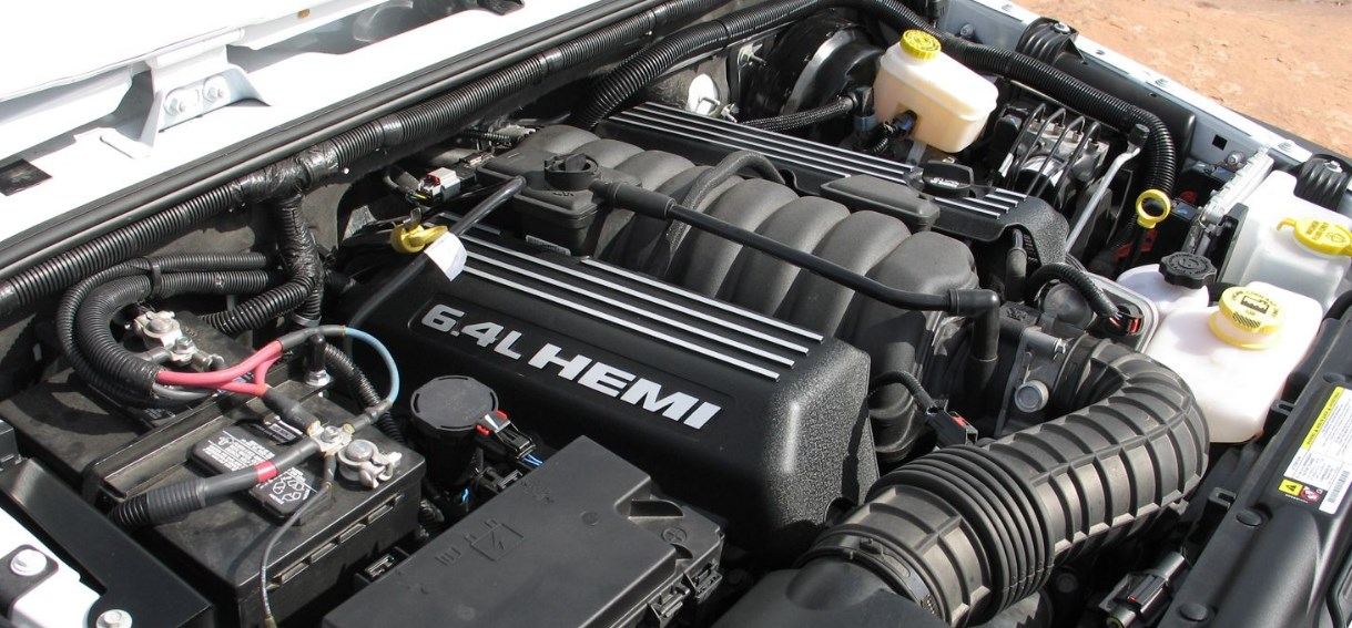 2019 AEV Brute Engine