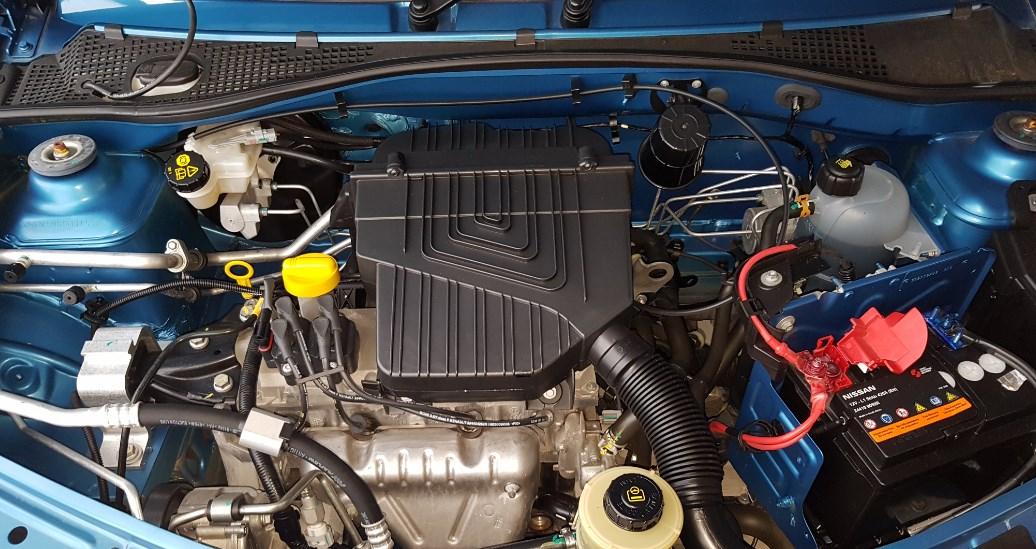 2019 Nissan NP200 Engine