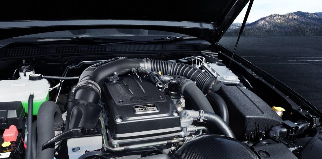 2020 Ford Falcon Ute Engine