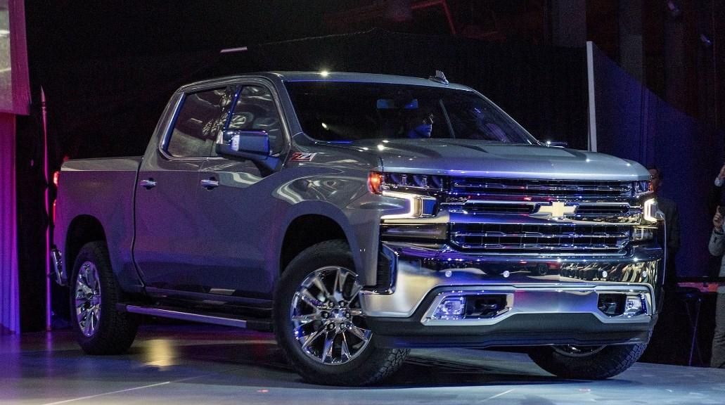 2021 Chevrolet Avalanche Exterior