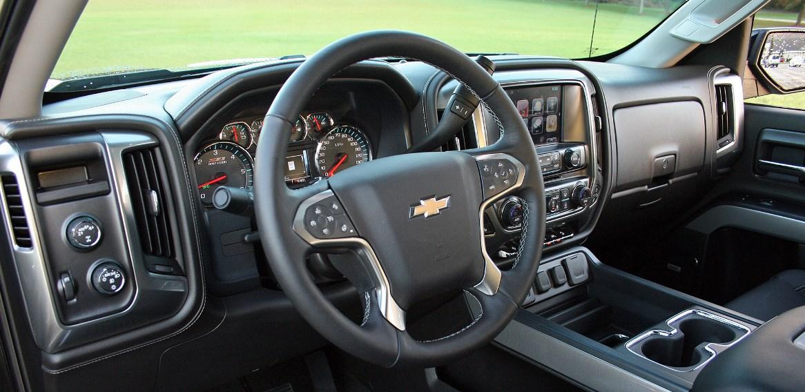 2021 Chevrolet Colorado S-10 Interior