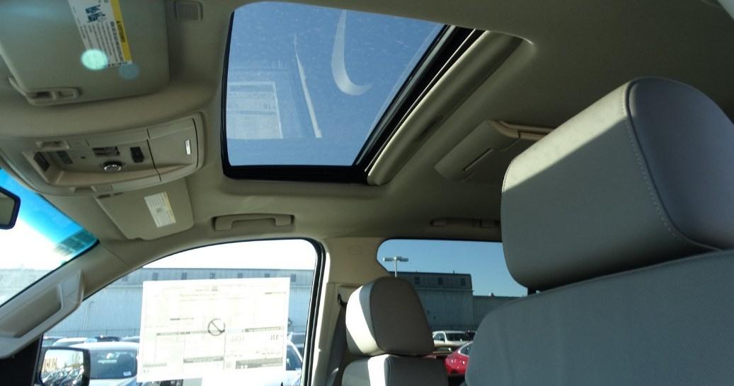2021 Chevrolet Montana Interior