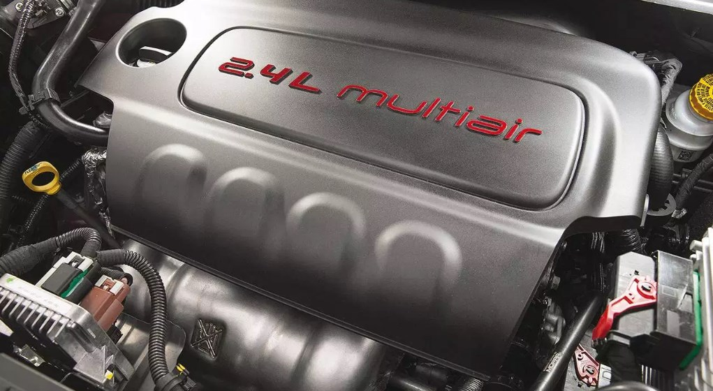 2021 Fiat Toro Engine