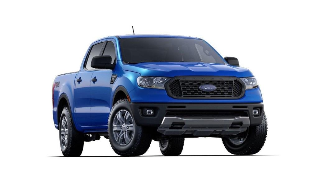 2021 Ford Explorer Sport Trac Exterior