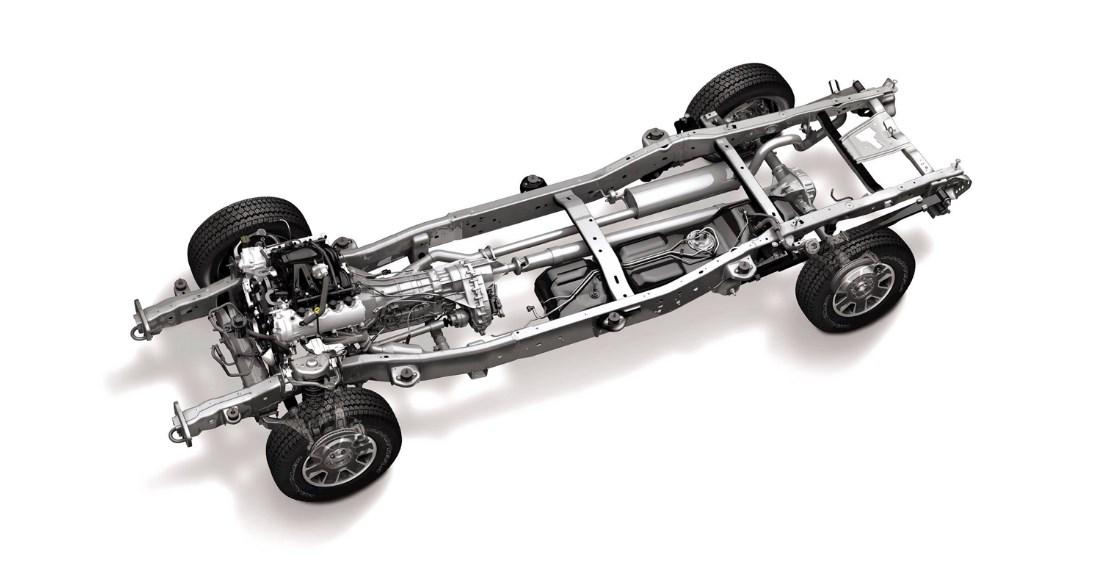 2021 Ford F-250 Engine