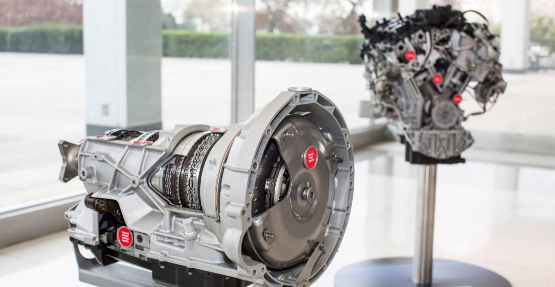 2021 Ford F-450 Engine
