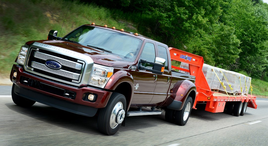 2021 Ford F-450 Exterior