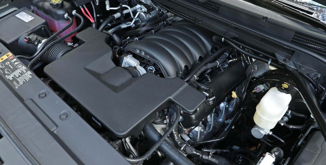 2021 GMC Sierra 2500 Engine2021 GMC Sierra 2500 Engine