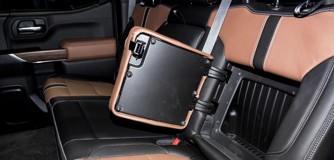 2021 GMC Sierra 2500 Interior