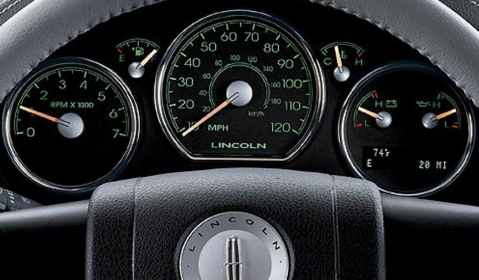 2021 Lincoln Mark LT Interior