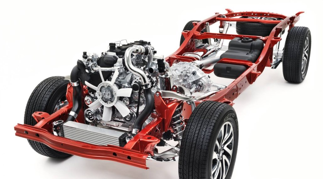 2021 Mercedes-Benz X-Class Engine