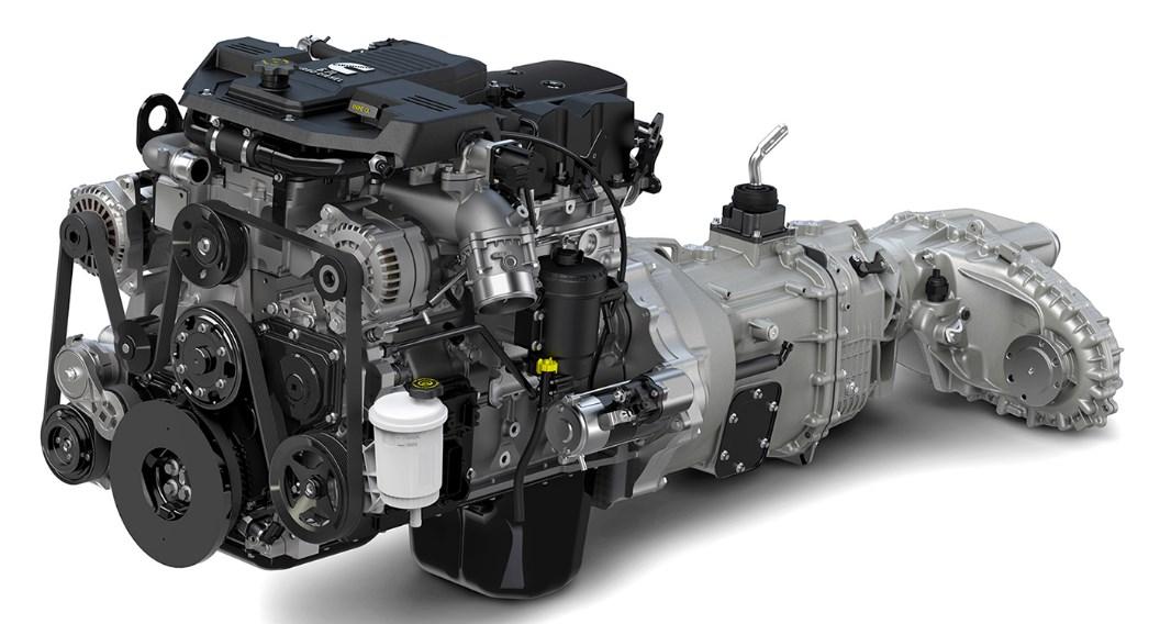 2021 Ram 5500 Engine