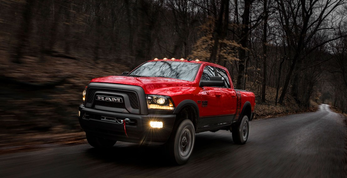 2021 Ram Power Wagon Exterior