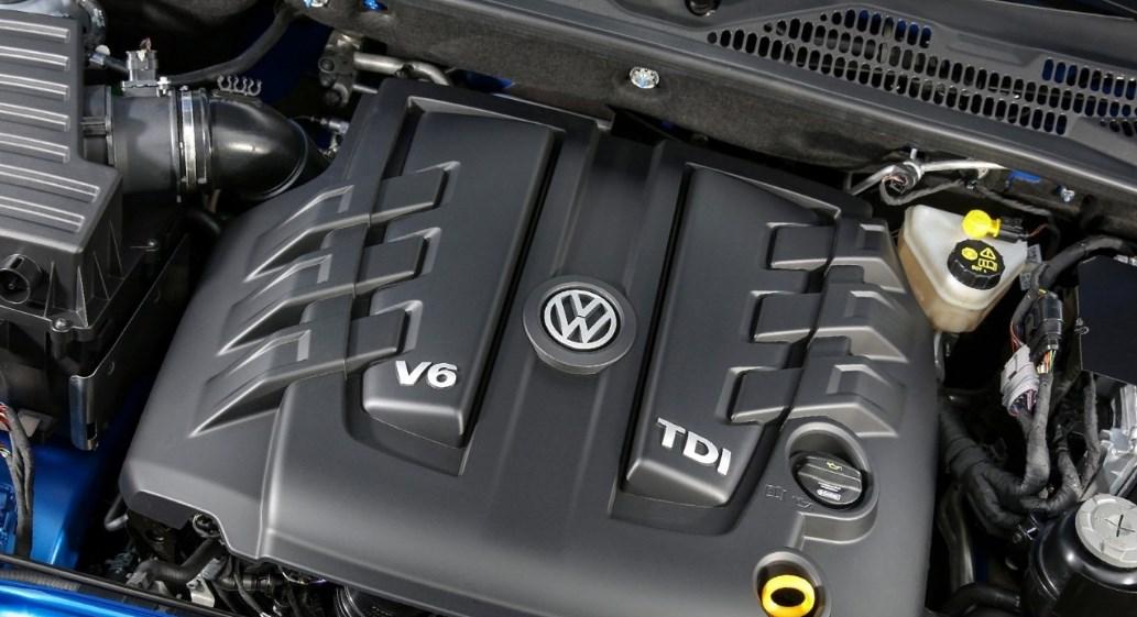 2021 Volkswagen Amarok Engine