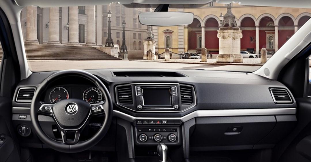 2021 Volkswagen Amarok Interior