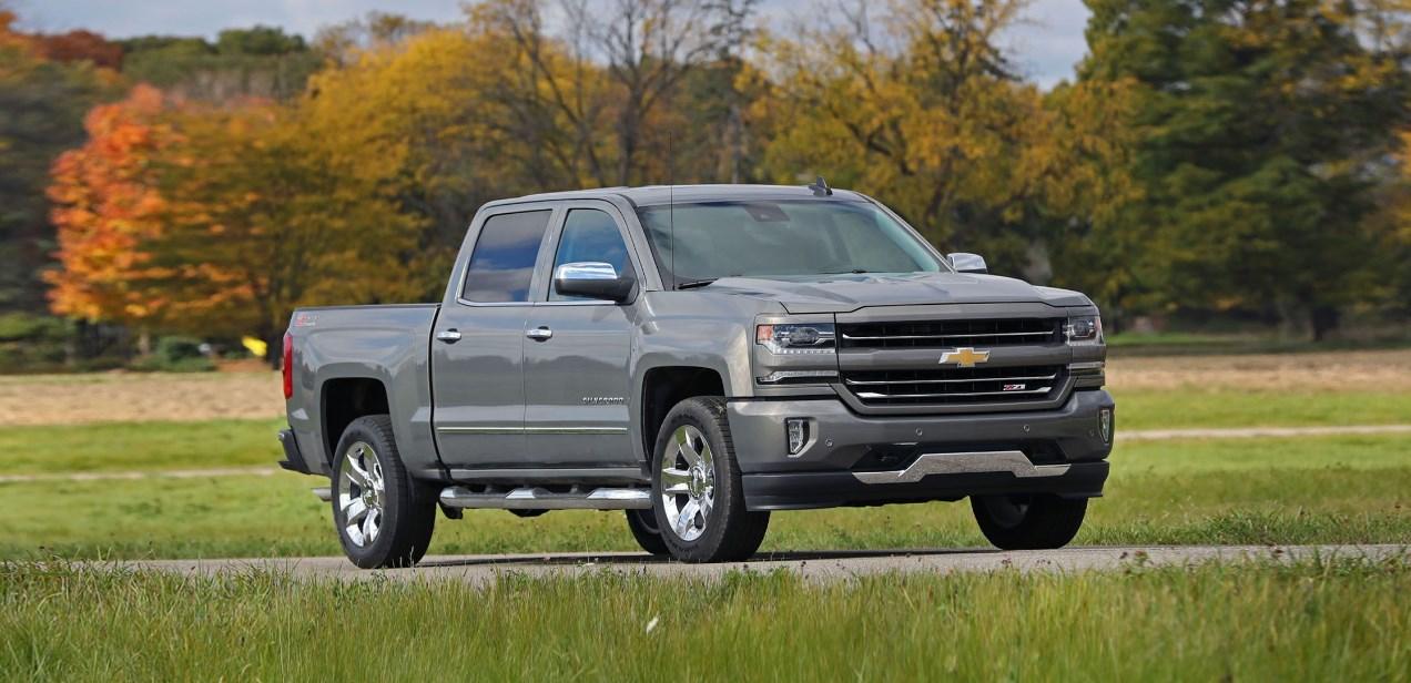 2020 Chevrolet Silverado 1500 Exterior