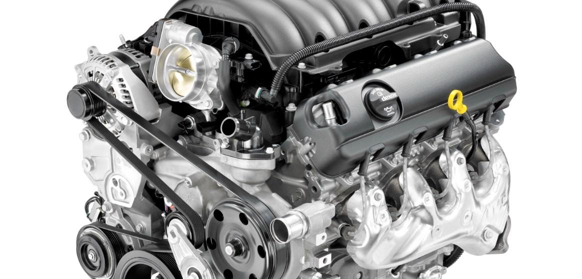 2020 GMC Sierra 1500 Engine