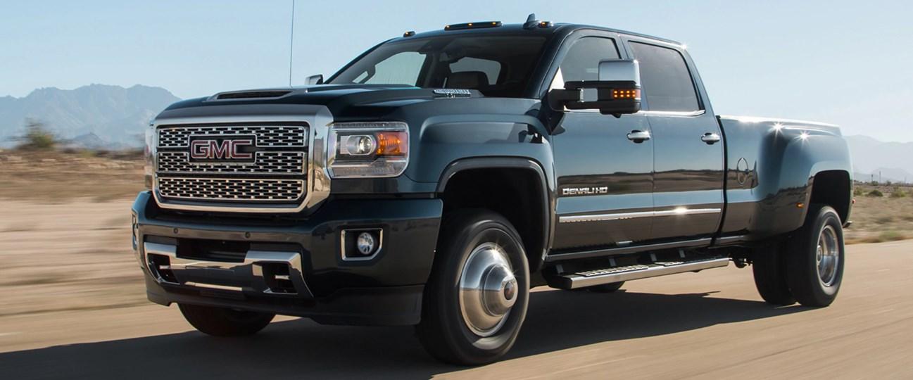 2020 GMC Sierra 3500 Exterior