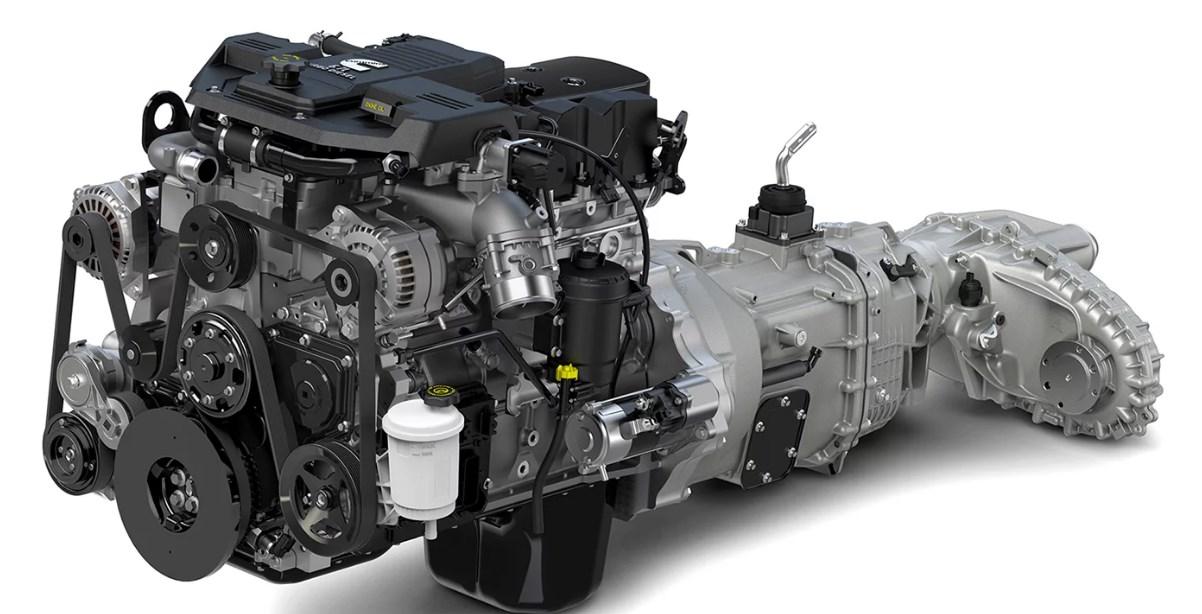 2020 Ram 3500 Engine