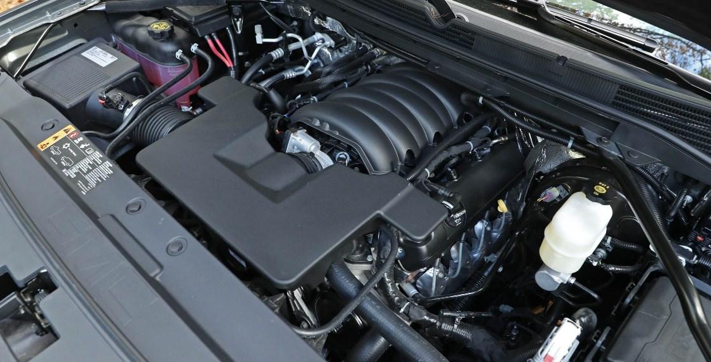 2021 GMC Sierra 1500 Engine